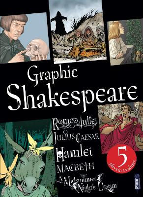 Graphic Shakespeare by William Shakespeare