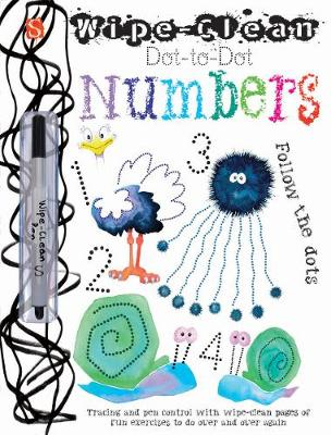 Dot-To-Dot Numbers Follow the dots by Margot Channing