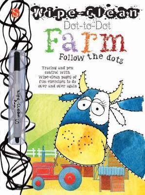 Dot-To-Dot Farm Follow the dots by Salariya