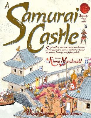 Samurai Castle by Fiona MacDonald