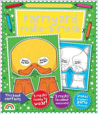 Make-a-Mask Farmyard! by The Boy Fitzhammond