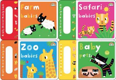 Handy Books - Early Learning Fun 4 Pack by Philip Dauncey