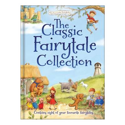 The Classic Fairytale Collection by Nina Filipek
