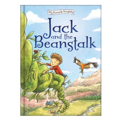Jack and the Beanstalk by Nina Filipek