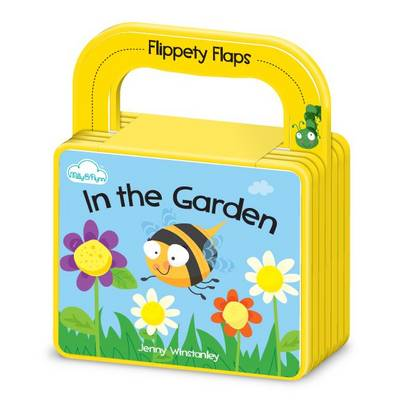 In the Garden by Jenny Winstanley