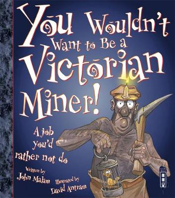 You Wouldn't Want To Be A Victorian Miner! by John Malam