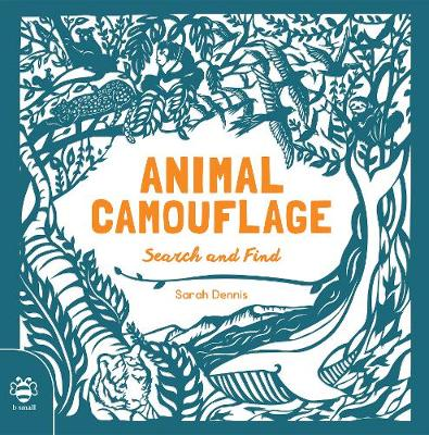 Animal Camouflage Search and Find by Sam Hutchinson