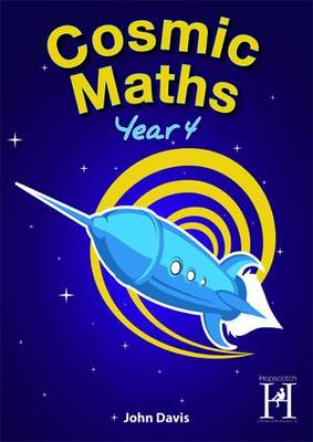 Cosmic Maths Year 4 by John Davis, John Murray