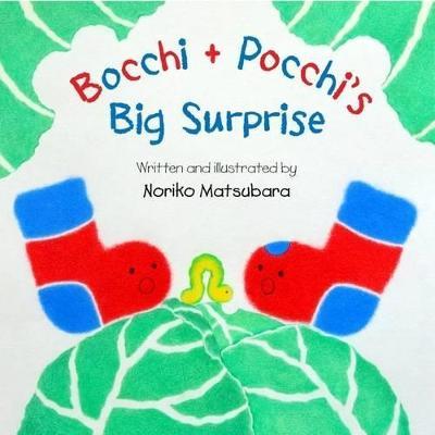Bocchi and Pocchi's Big Surprise by Noriko Matsubara