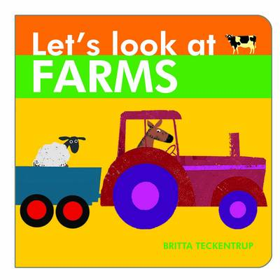 Let's Look at Farms by Harriet Blackford