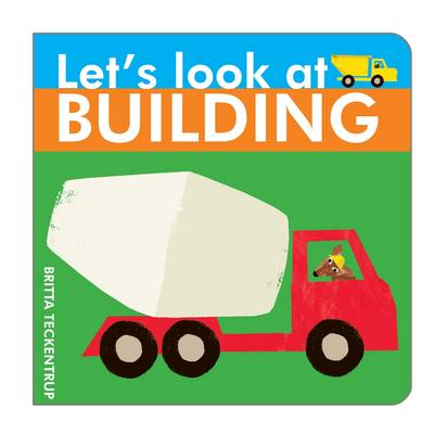 Let's Look at Building by Harriet Blackford