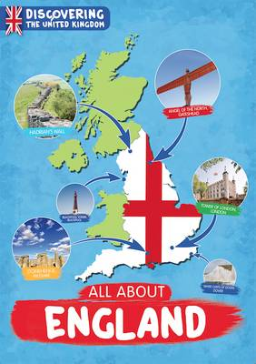 All About England by Susan Harrison