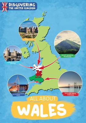 All About Wales by Susan Harrison