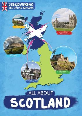 All About Scotland by Susan Harrison
