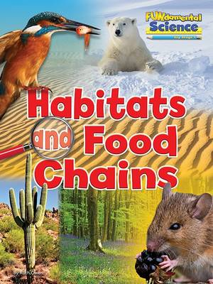 Fundamental Science Key Stage 1: Habitats and Food Chains by Ruth Owen