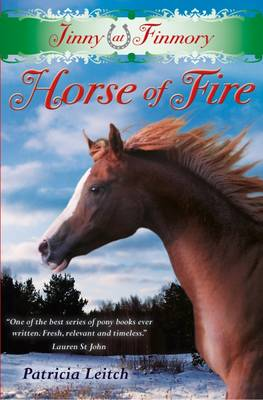 Jinny at Finmory Horse of Fire by Patricia Leitch