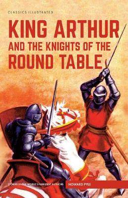 King Arthur and the Knights of the Round Table by Howard Pyle