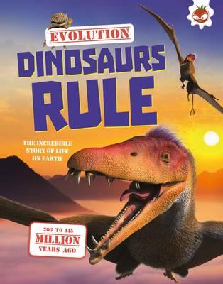 Evolution - Dinosaurs Rule by Matthew Rake