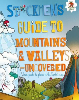 Stickmen's Guide to Mountains & Valleys - Uncovered by Catherine Chambers