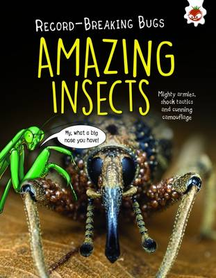 Amazing Insects - Record-Breaking Bugs by Matt Turner
