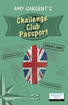 Challenge Club Passport by Amy Sargent