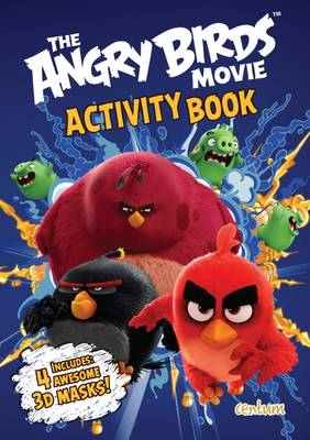 Angry Birds Movie Activity Book by