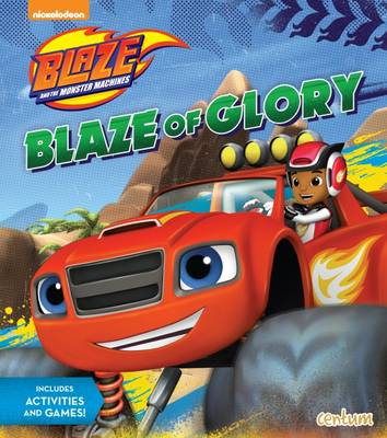 Blaze of Glory Story Book by