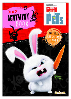 Secret Life of Pets: Activity Book by