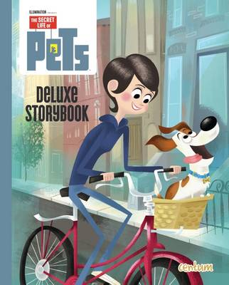 Secret Life of Pets: Picture Book by