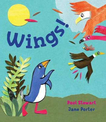 Wings! by Paul Stewart