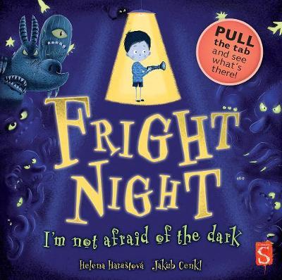 Fright Night I'm Not Afraid Of The Dark by Helena Harastova