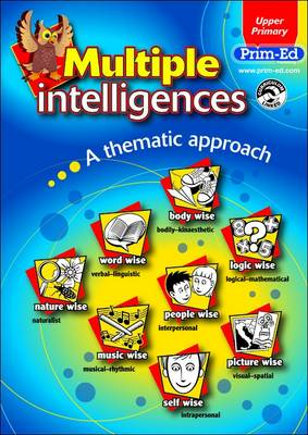 Multiple Intelligences Upper Primary Book A Thematic Approach by