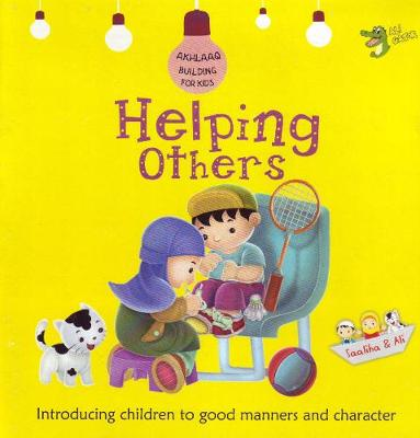 Helping Others Good Manners and Character by Gator Ali
