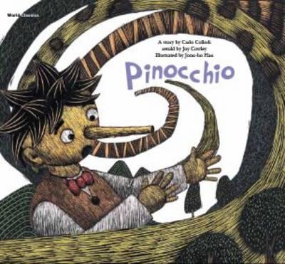 Pinocchio by Carlo Collodi, Joy Cowley, Gyeong-Hwa Kim