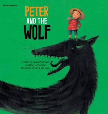 Peter and the Wolf by Sergei Prokofiev, Mi-Yeon Ahn