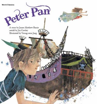 Peter Pan by Sir J. M. Barrie, Gyeong-Hwa Kim