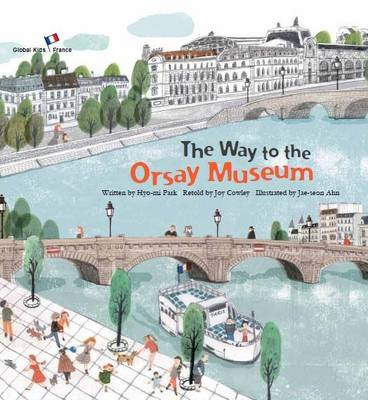 On the Way to the Orsay Museum France by Hyo-Mi Park