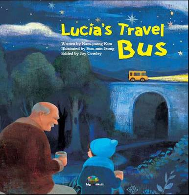 Lucia's Travel Bus Chile by Nam-Joong Kim