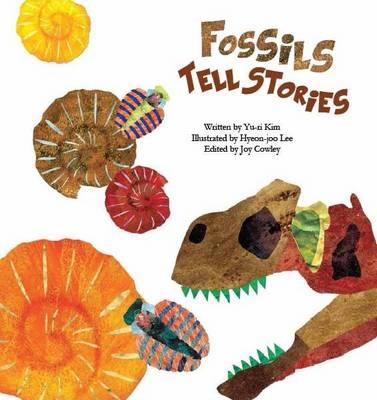 Fossils Tell Stories Fossils by Yu-ri Kim