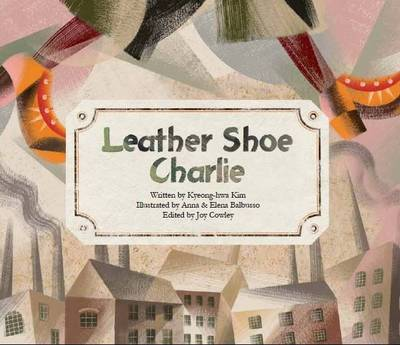 Leather Shoe Charlie Industrial Revolution (UK) by Gyeong-Hwa Kim