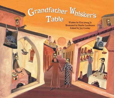 The Grandfather Whisker's Table The First Bank (Italy) by Eun-Jeong Jo