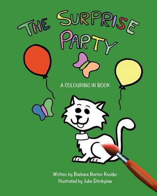 The Surprise Party by Barbara Norton Kreider