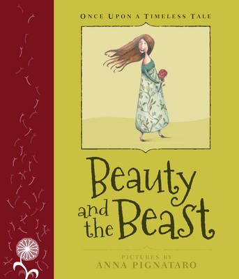 Beauty and the Beast Little Hare Books by Anna Pignataro