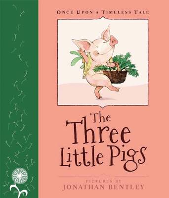 The Three Little Pigs Little Hare Books by Margrete Lamond