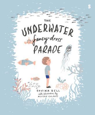 The Underwater Fancy-Dress Parade by Davina Francesca Bell