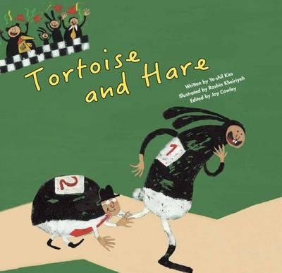 Tortoise and Hare Fair Play by Ye-Shil Kim