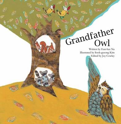Grandfather Owl Adding and Subtracting Below Ten by Eun-Hee Na