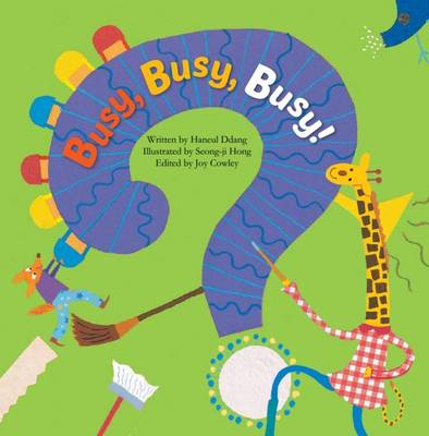 Busy, Busy, Busy! Pattern by Ddang Haneul