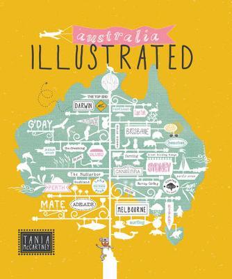 Australia Illustrated by Tania McCartney