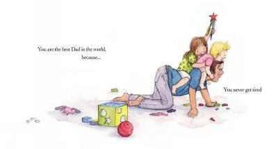 The Best Dad in the World by Patricia Chapman